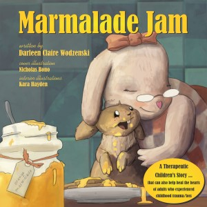 Marmalade Jam, a child therapy storybook
